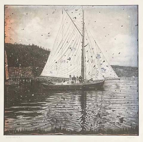 Bilde av Uten tittel 1 av Henrik Kleppe Worm-Müller