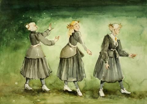 Bilde av Oppvisningen av Hilde Grønstad Sunde