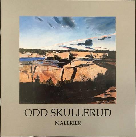 Bilde av Katalog: Odd Skullerud - malerier (grå)