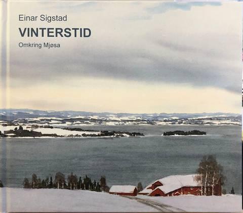 Bilde av Vinterstid av Einar Sigstad
