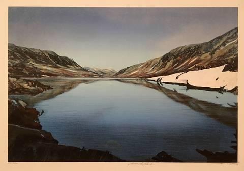 Bilde av Vannskille I av Jøran Flo