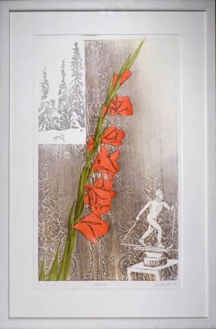 Bilde av Pokalen av Einar Sigstad m/ramme