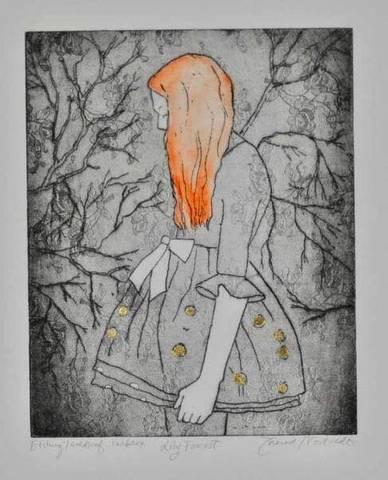 Bilde av The Secret  av Therese Nortvedt m/r